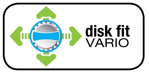 Disc Fit Vario