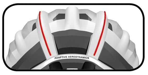 Adaptive aerodynamics