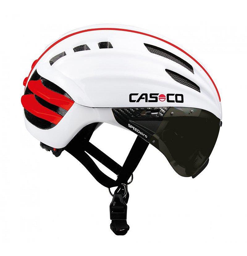Casco SpeedAiro Speed Airo Radhelm Zeitfahrhelm mit Visier NEU